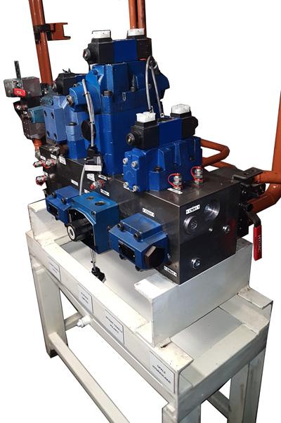 Bloc hydraulique calais
